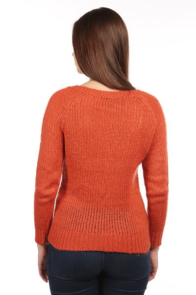 Loose Knit Soft Jumper