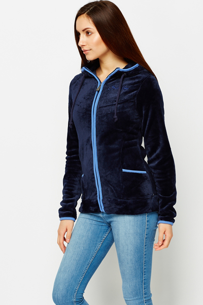 FLeecy Zip Jacket