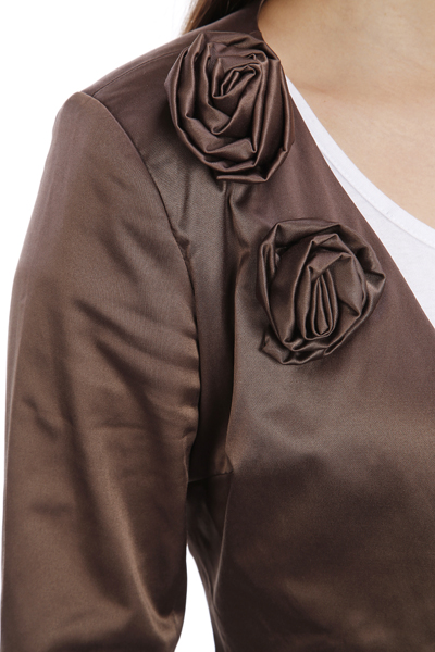 Twin Flower Occasion Shrug