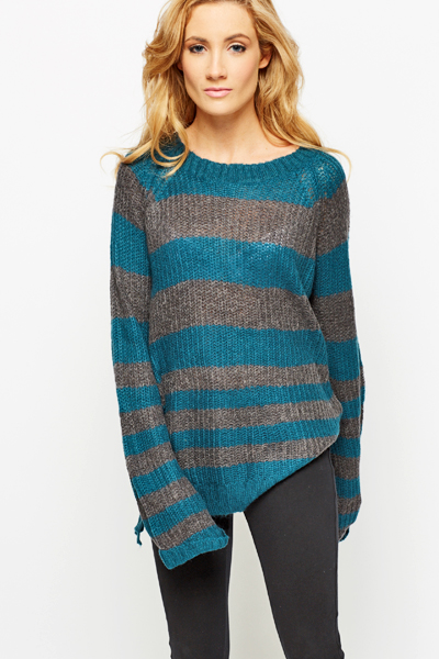 Cosy Stripe Jumper