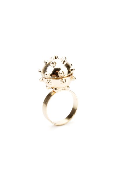 Spike Design Ring
