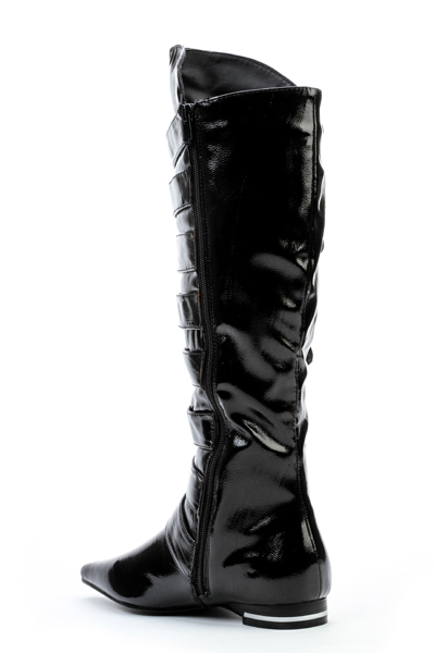 Long Military Style Boots