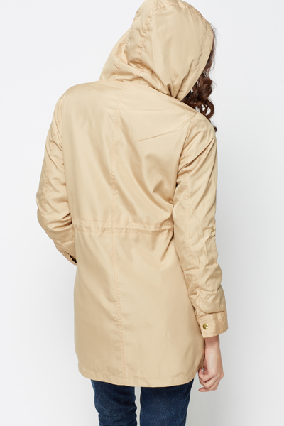 Lightweight Hooded Parka