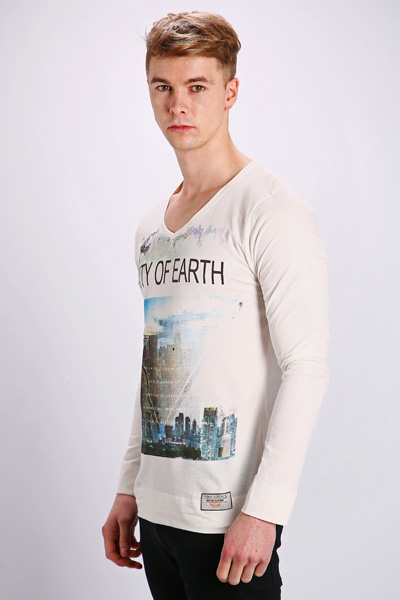 City Of Earth Top