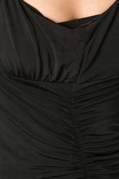 Ruched Front Dress
