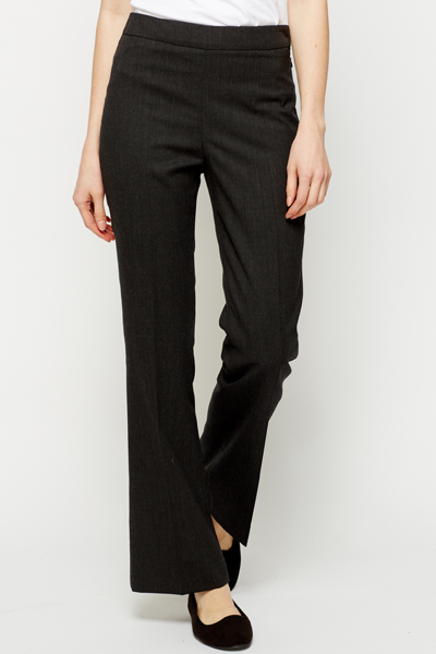 Pleat Tailored Trousers