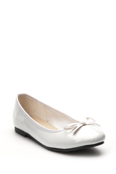 Hi-Shine Ballet Pumps