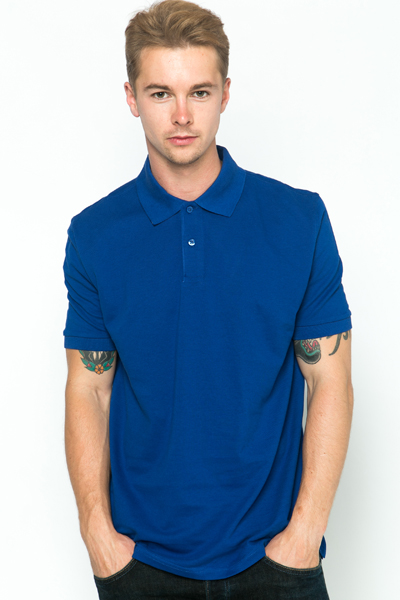 Cotton Polo Shirt