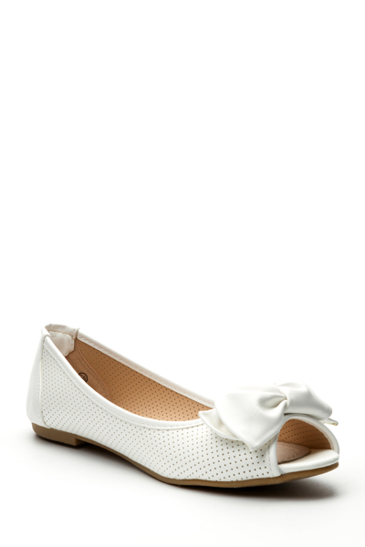 Perforated Bow Flats