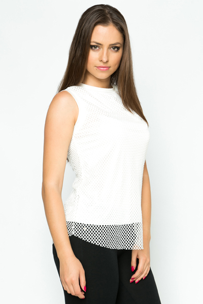 Layered Mesh Top