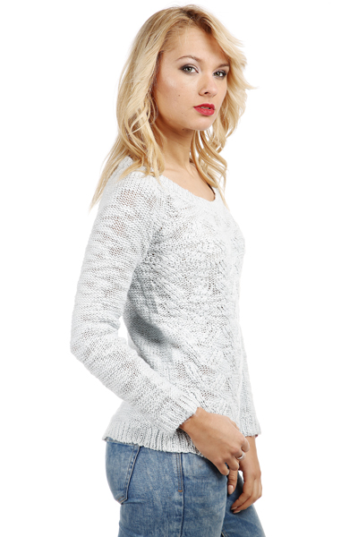 Classic Loose Stitch Jumper