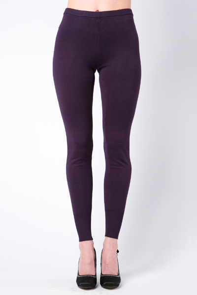 Fine Knit Leggings