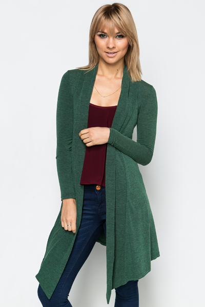 Longline Waterfall Cardigan - Just £5