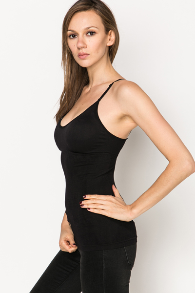 Body Shaper Black Vest