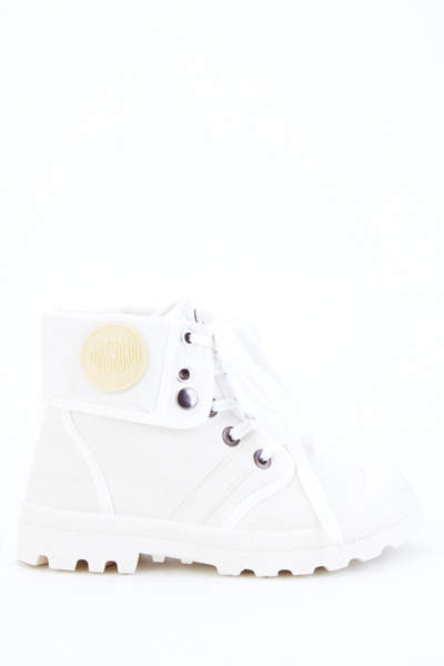 Canvas Ankle Trainers