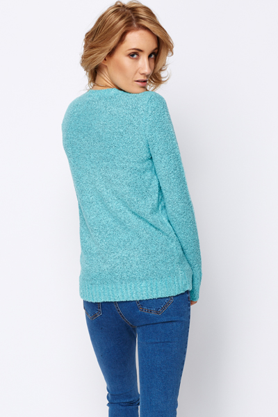 Cosy Cable Knit Pullover