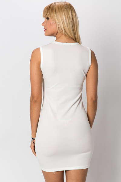 Spring Bodycon Dress