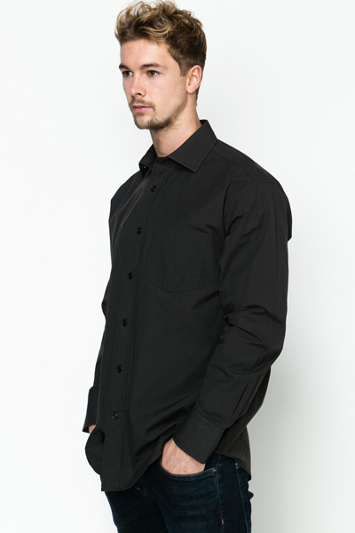 Cotton Tailored Shirt