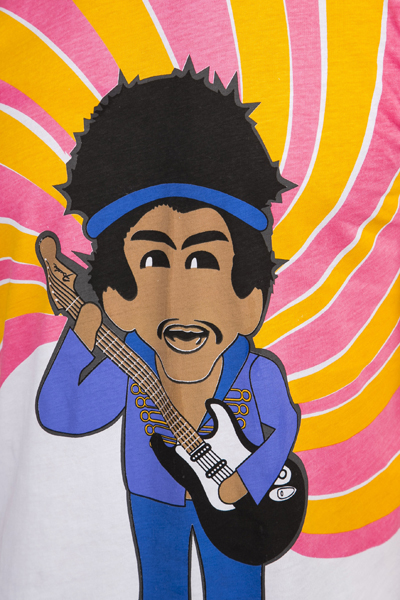 Cartoon Hendrix T-Shirt