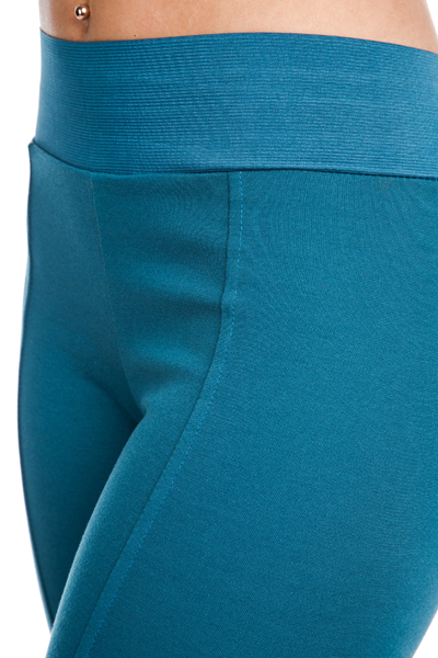 Elastic Waistband Leggings