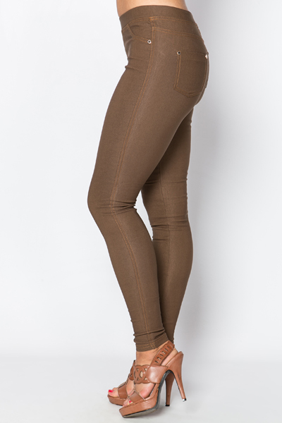 Slim Leg Jeggings