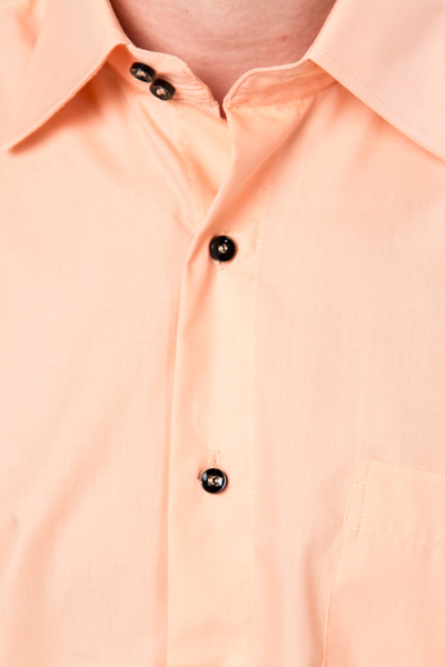 Formal Dark Peach Shirt