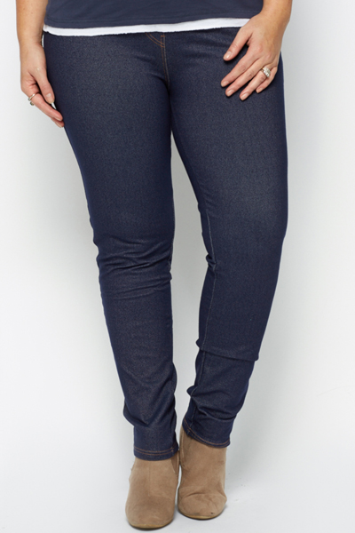 Everyday Cotton Blend Jeggings