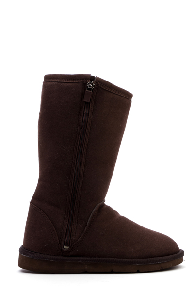 Fleece Lined Snug Boots