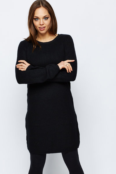 Cable Knit Jumper Dress Just 5