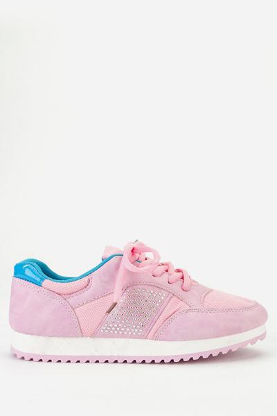 Diamante Encrusted Sneakers