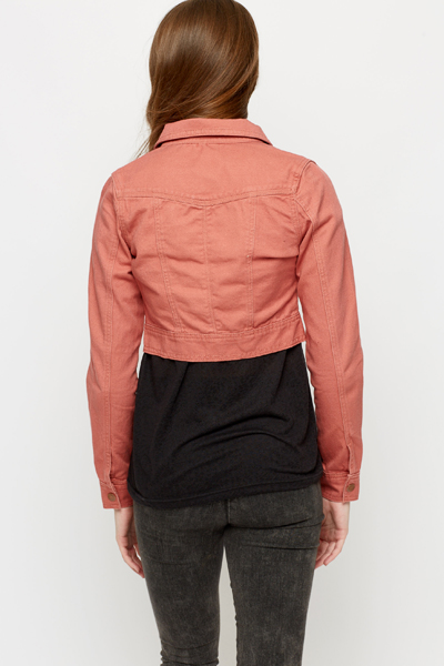 Cotton Azalea Jacket
