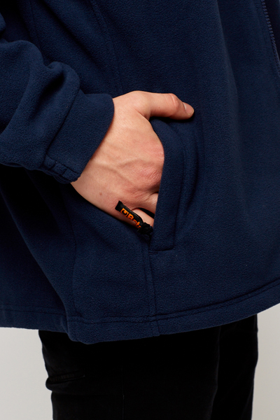 Fleeced Work Jacket