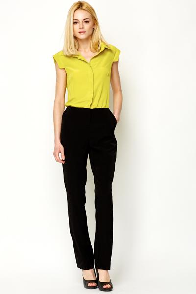 9f760ebd205 Smart Lime Jumpsuit - Just £5