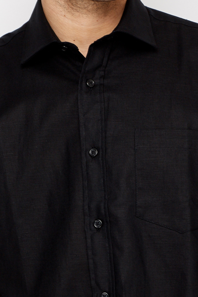 Black Pocket shirt