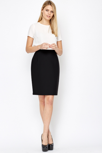 Black Skirt Formal | Jill Dress