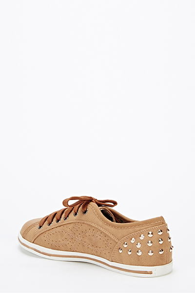 Studded Everyday Trainers