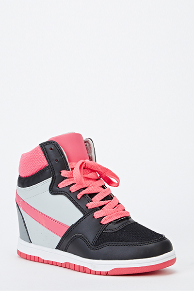 Wedge Trainers