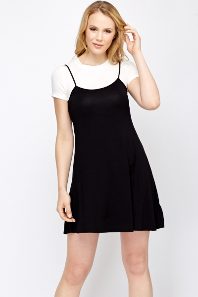 T-Shirt Insert Dress