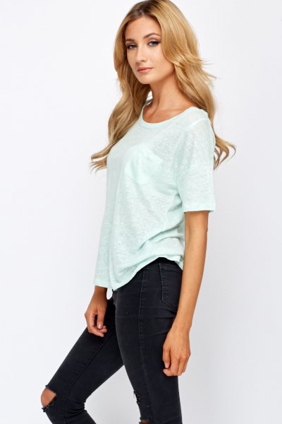 Light Weight Linen Top
