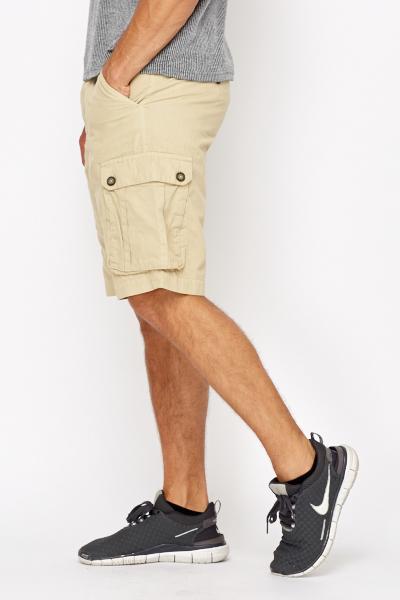 Mens Beige Shorts - Just £5