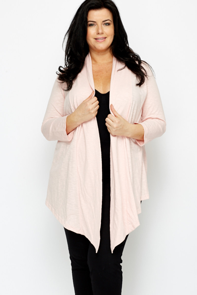 Waterfall Open Front Cardigan