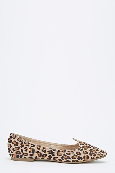 09ad1f55f881 Leopard Print Pumps - Just £5