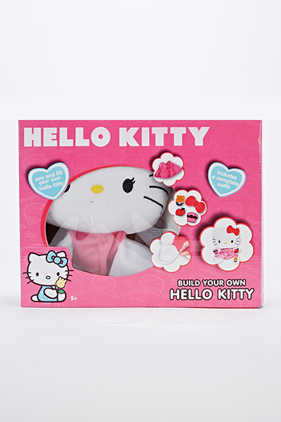 Build Your Own Hello Kitty