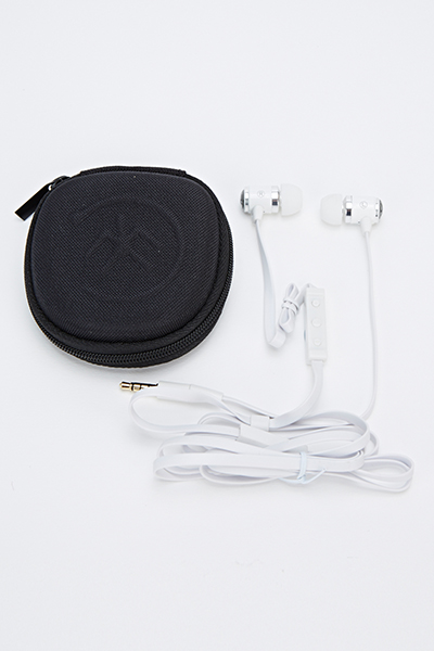 Earphones And Case Set