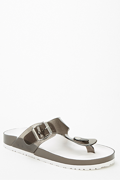d7a89bee3a4d Jelly Chunky Sandals - Just £5