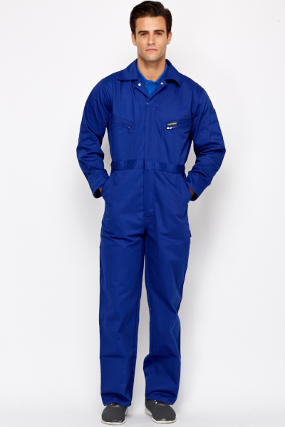 2 reviews of Blue Overall