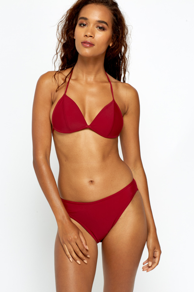 Triangle Bikini Set