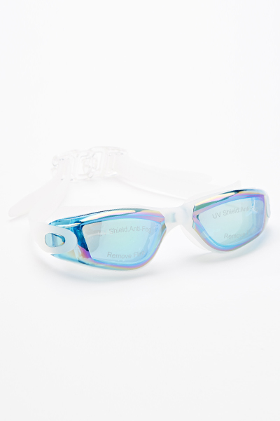 Coloured Swimming Goggles