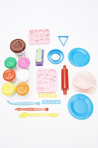 Craft Dough And Cake Modelling Set