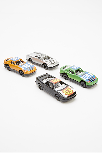 Kids High Speed Car Play Set